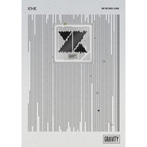 [KIHNO VERSION] KNK 2ND SINGLE ALBUM - GRAVITY
