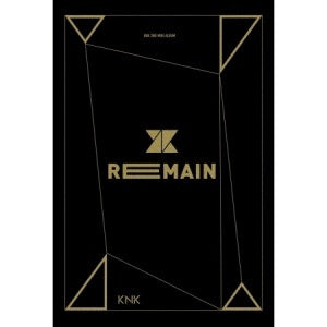 크나큰 KNK 2ND MINI ALBUM - REMAIN