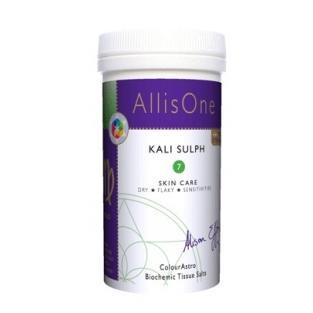 AllisOne Kali Sulph:  Chronic Skin Conditions & Recurring Respiratory Problems in Pets