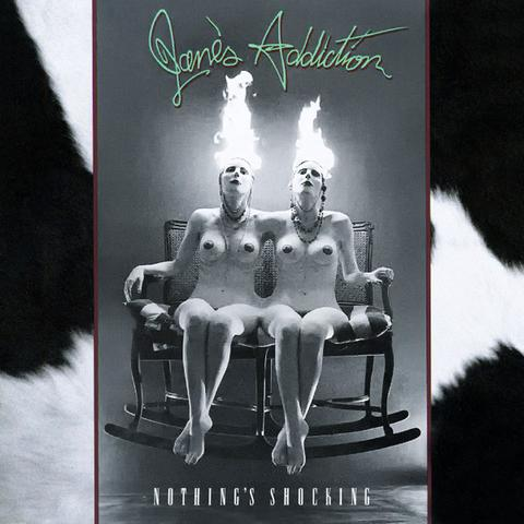 Janes Addiction - Nothing Shocking