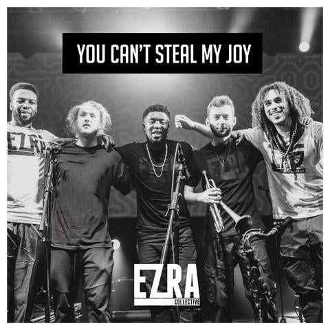 Ezra Collective - You Can't Steal My Joy 2LP (Indie Exclusive)