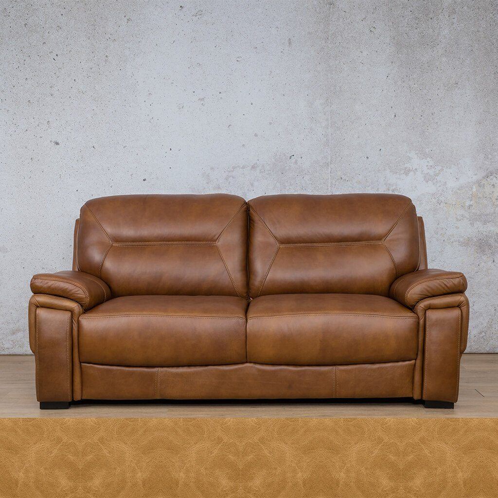 San Lorenze 3+2+1 Leather Sofa Suite