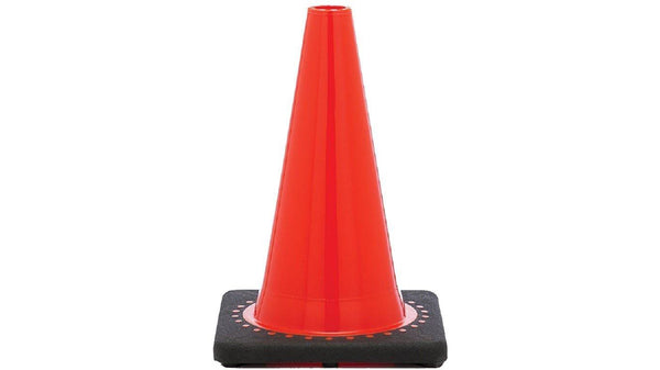 Safety Orange Traffic Cone / Safety Cone 18""