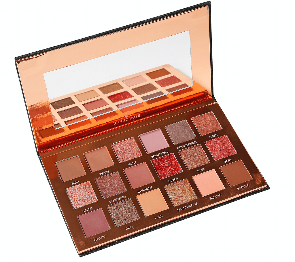 iconic rose art of seduction eyeshadow palette