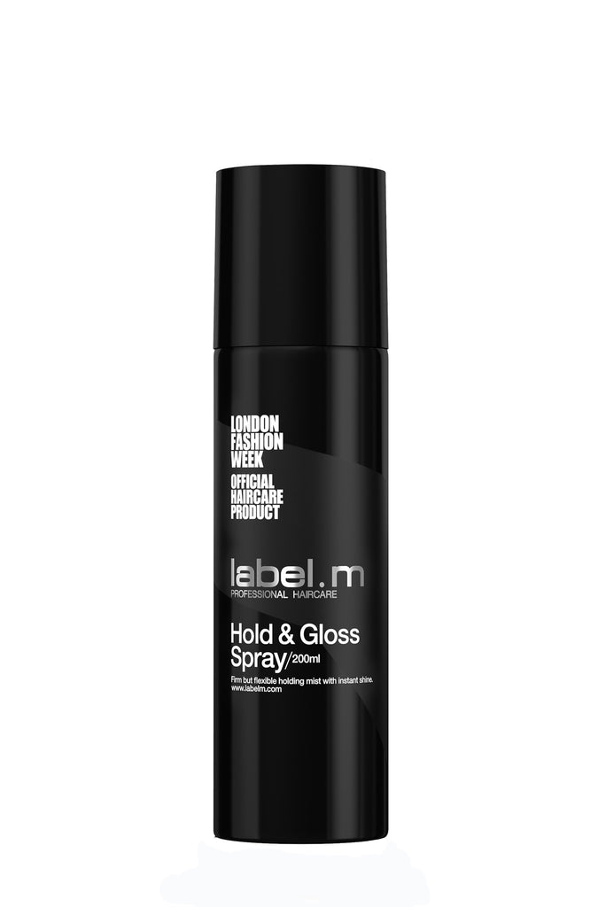 label.m Hold & Gloss Spray