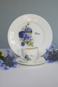 Whore Tea Cup and Plate