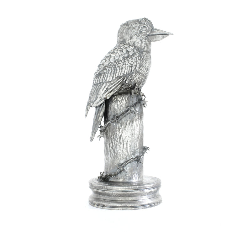 The Kookaburra Silver Statue - Heads or Tales Coins & Collectibles