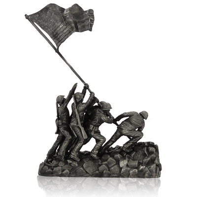 Iwo Jima Silver Statue - Heads or Tales Coins & Collectibles