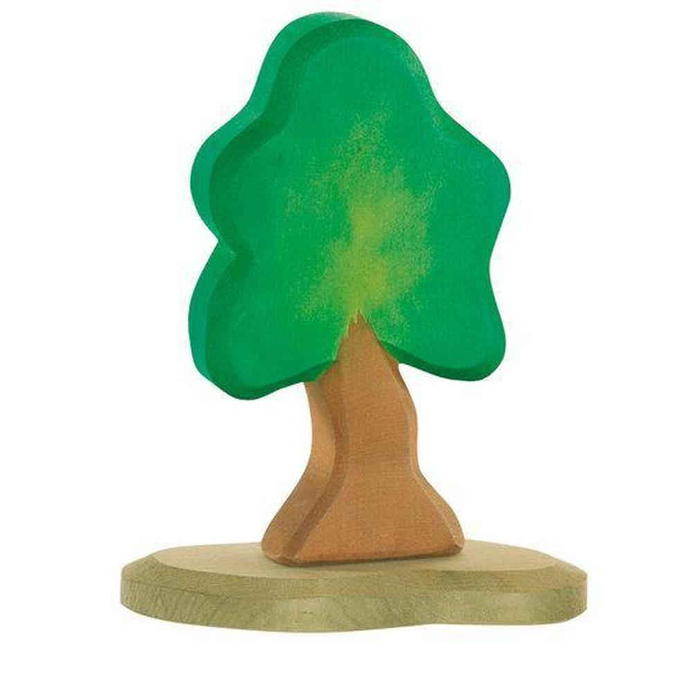 Ostheimer Trees- Oak Small with Support-Wooden trees-The Creative Toy Shop