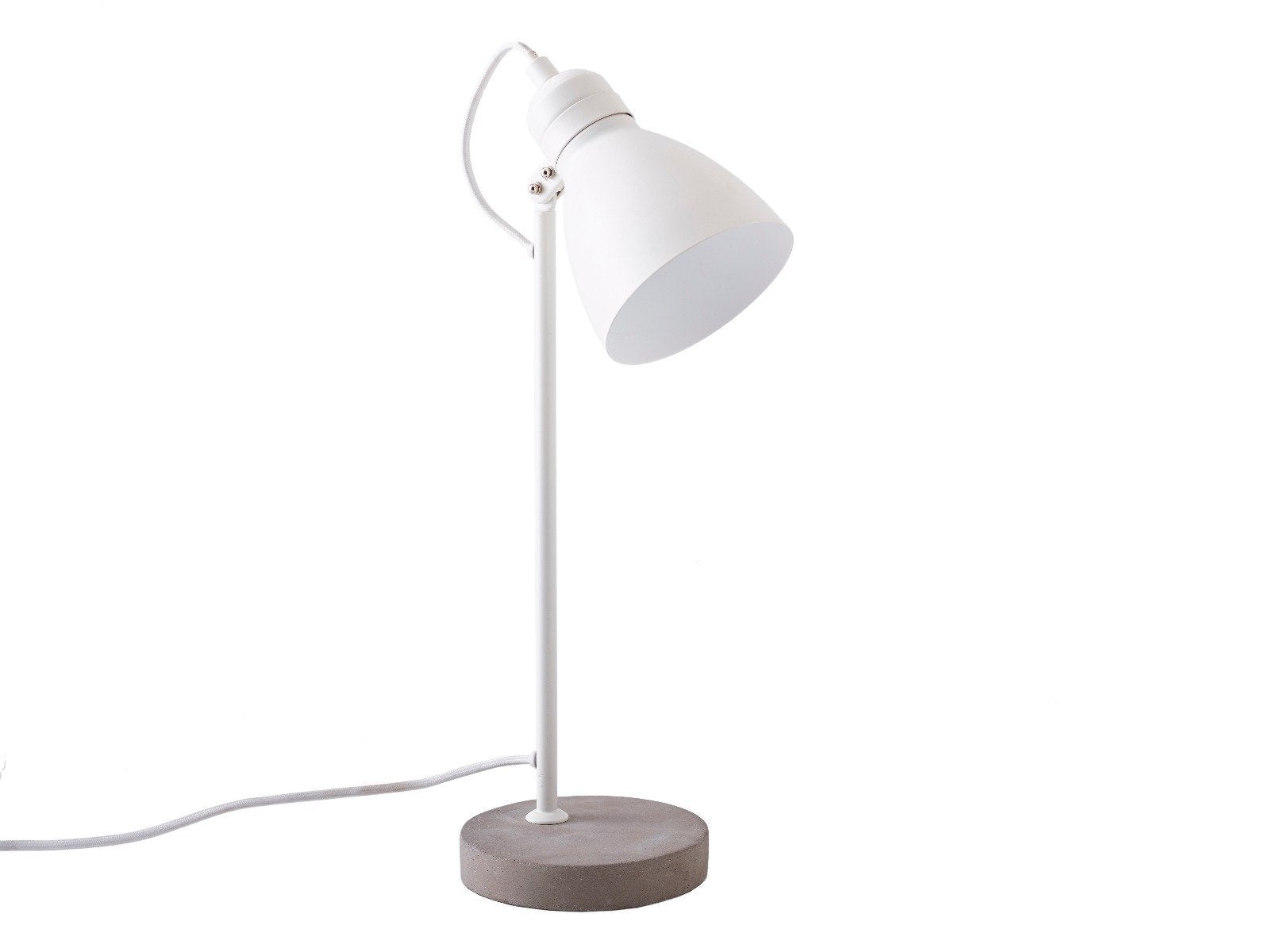 Agatha Table Lamp - White