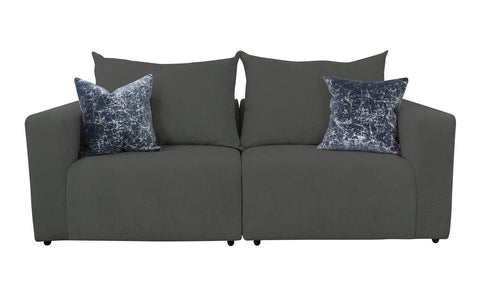 Pulse 3-Seater Sofa - Granite