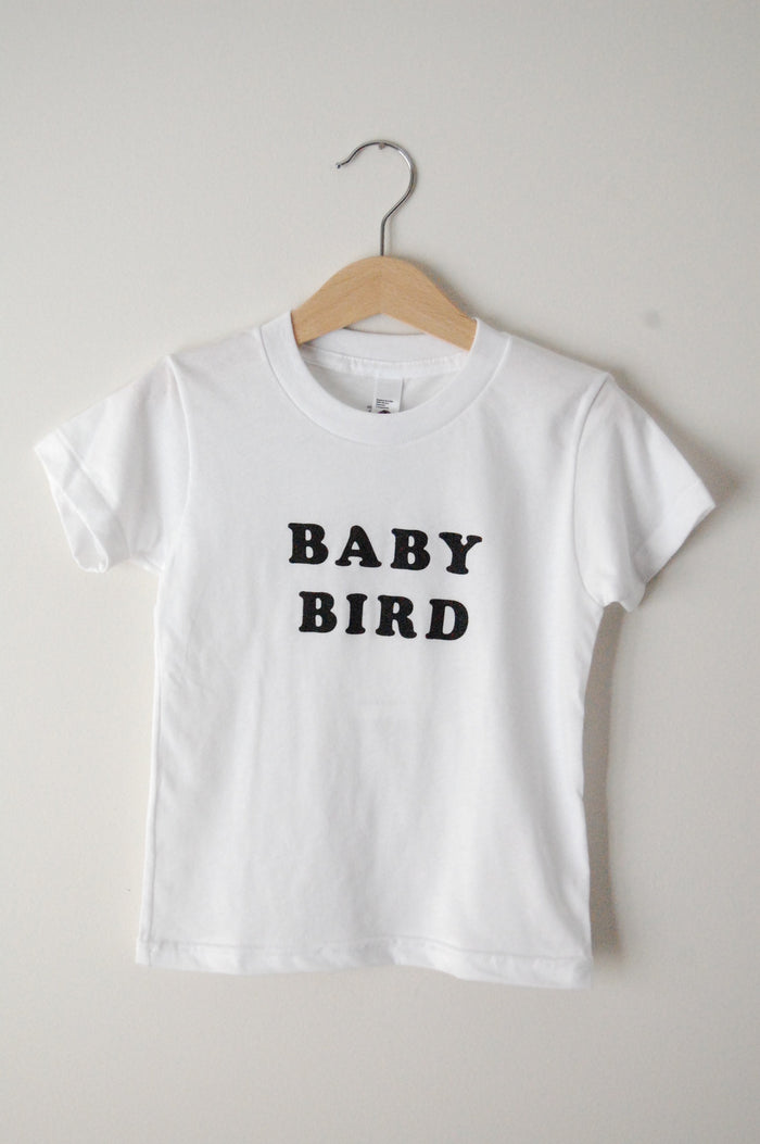Baby Bird Tee - Blue Sage Baby + Kids