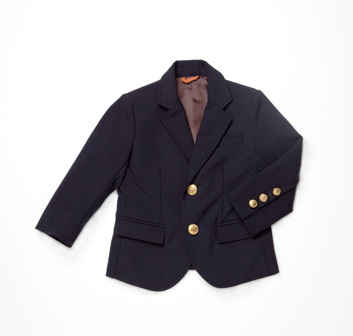 Holiday Blazer - Blue Sage Baby + Kids