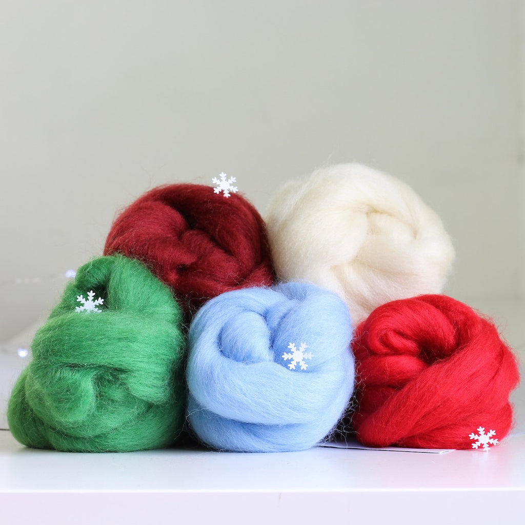 Christmas Wool Collection