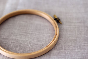 Wooden Embroidery Hoop - 5 inch