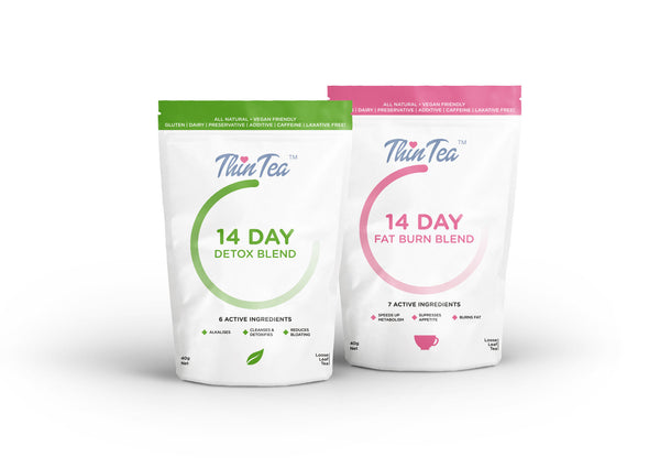14 Day Thin Tea Detox