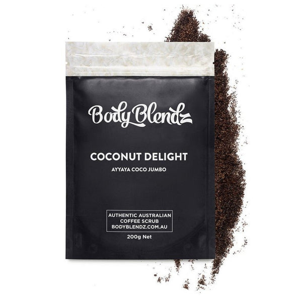 Bodyblendz Coconut Delight