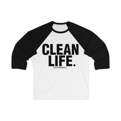 Clean Life - SubstanceForYou.com, Long-sleeve - SubstanceForYou.com, SubstanceForYou.com - SubstanceForYou.com