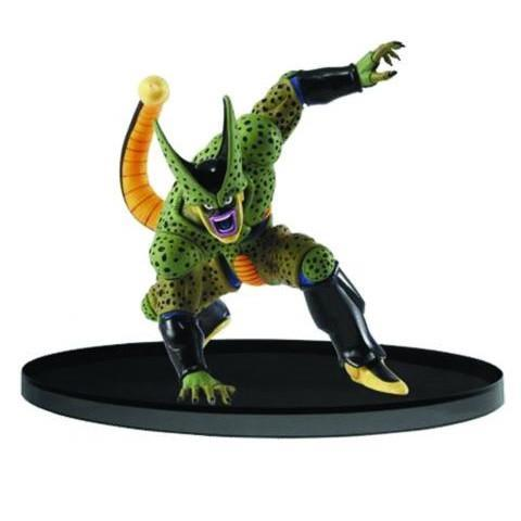 Dragon Ball Z: SCulture Big Budokai 5 Vol. 6 Cell (Second Form) Figure