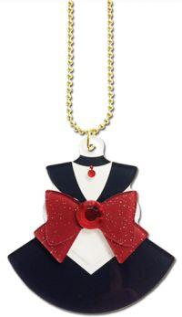 Sailor Moon: Sailor Pluto Costume Necklace
