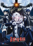 D. Gray-man: Key Art Wall Scroll