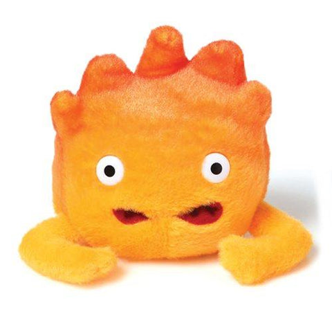"Howl's Moving Castle: Calcifer 4"" Plush"