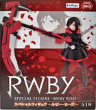 RWBY: Ruby Rose Special Figure - Displayed