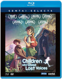 Children who Chase Lost Voices Blu-ray/DVD Combo