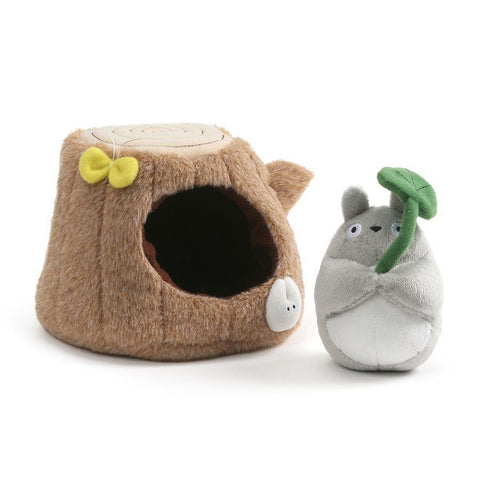 My Neighbour Totoro: Totoro and Tree Trunk Plush