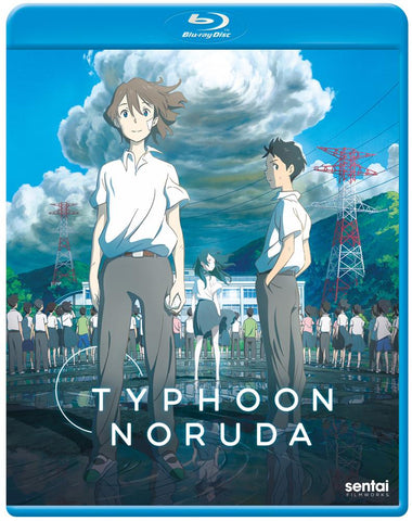 Typhoon Noruda Blu-ray