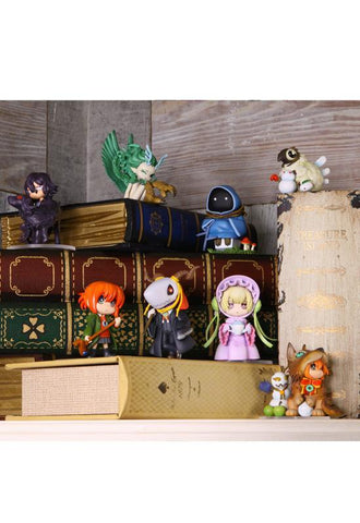 The Ancient Magus' Bride: Mascot Collection Set of 7 + Bonus