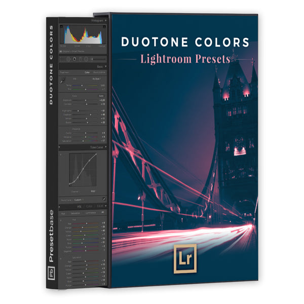 Duotone Colors – Lightroom Presets | Presetbase