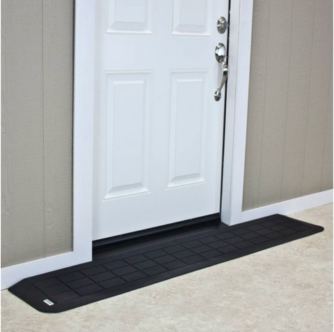 "EZ Edge Safe Path Rubber Threshold Ramp (1/2""-2"")"