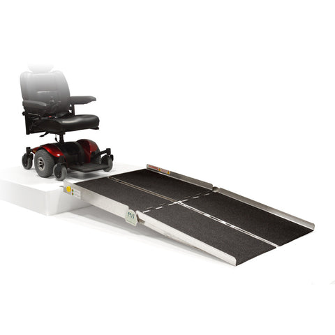 PVI Bariatric Heavy Duty Multifold Portable Ramp
