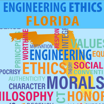 Florida Engineering Ethics PDH Course | FBPE Approved Provider - Online Engineer | EngineerXED.com