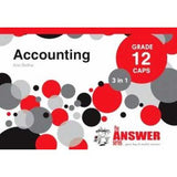 Accounting 3 in 1 Study Guide - Grade 12: CAPS