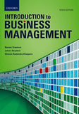 Introduction to Business Management 10e - Elex Academic Bookstore