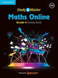 Study & Master Maths Online Grade 4 Activity Book