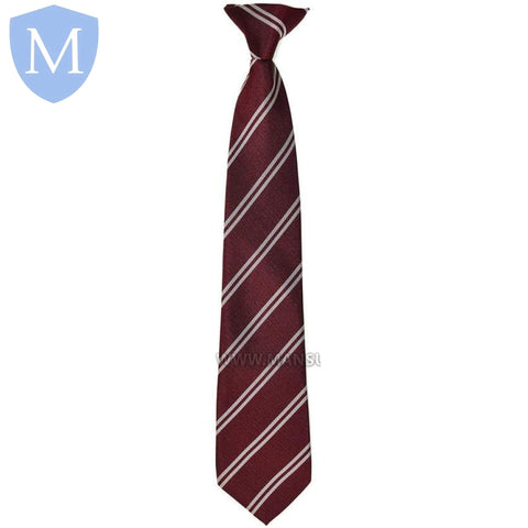 Kings Heath Boys Tie Clip on Tie