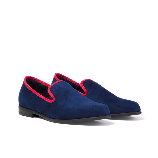 DUKE Bullish Blue Loafer