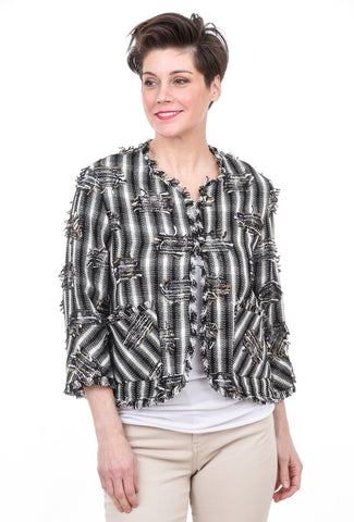 Lauren Vidal Zephy Jacket, Nuit Black