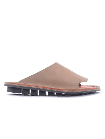 Trippen Shoes Unity Closed Sandal, Taupe Cloud