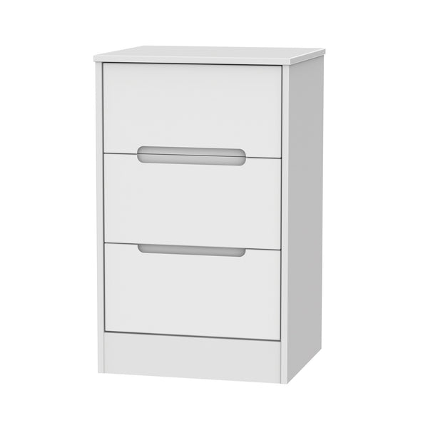Chelsea Gloss - 3 Drawer Locker