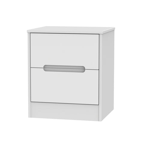 Chelsea Gloss - 2 Drawer Locker