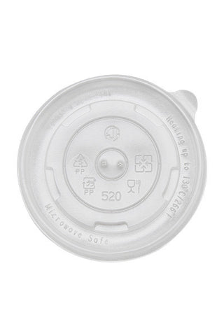 Flat Lids for 16oz Food Container