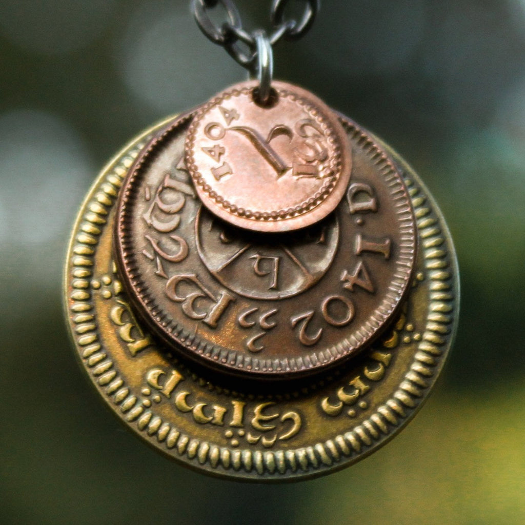 THE SHIRE™ Layered Coin Necklace
