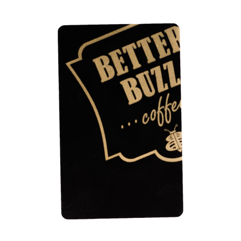 Loyalty Black Card $50 - Better Buzz Coffee