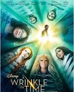 A Wrinkle in Time Digital Copy Download Code Disney Movies Anywhere Vudu iTunes HD HDX