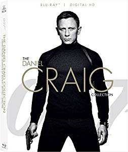 007 Daniel Craig Collection Casnio Royale/Quantum of Solace/Skyfall/Spectre Digital Copy Download Code UV Ultra Violet VUDU HD HDX