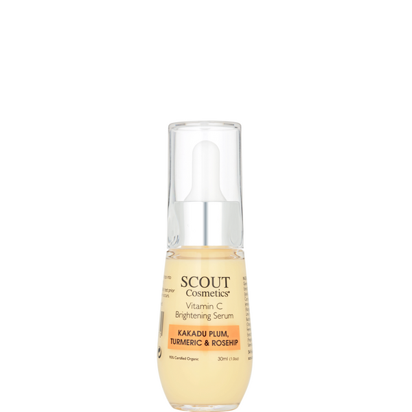 Vitamin C Brightening Serum with Kakadu Plum, Turmeric & Rosehip